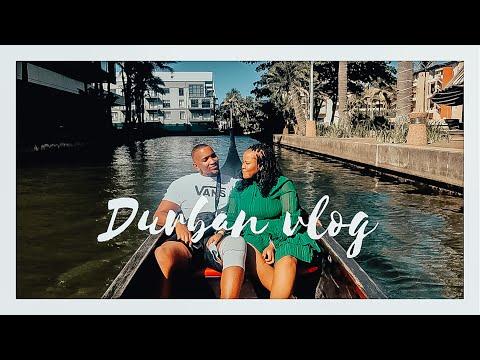 Durban Vlog (Part 2) | Exploring Ushaka Marine World | South African Youtuber