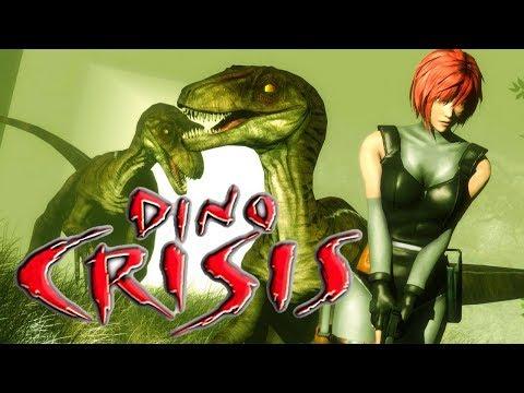 DINO CRISIS - От Куда Взялись Динозавры #2