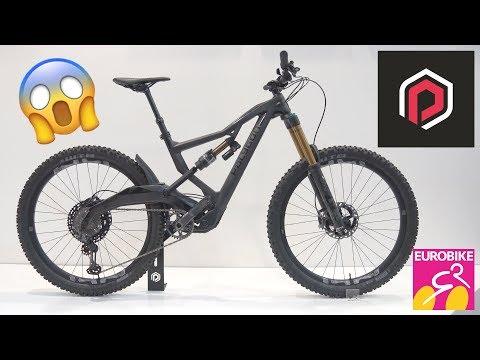 New POLYGON Bikes 2020 (XQUARONE EX9, DH9) - Eurobike 2019 [4K]