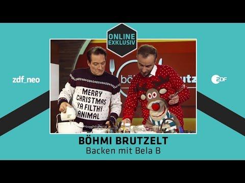 Böhmi brutzelt - Backen mit Bela B | NEO MAGAZIN ROYALE Jan Böhmermann - ZDFneo