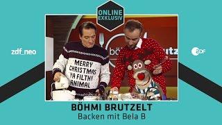 Böhmi brutzelt - Backen mit Bela B   NEO MAGAZIN ROYALE Jan Böhmermann - ZDFneo