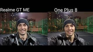 Realme GT Master Edition Vs One Plus 8 - сравните по видео и фото!