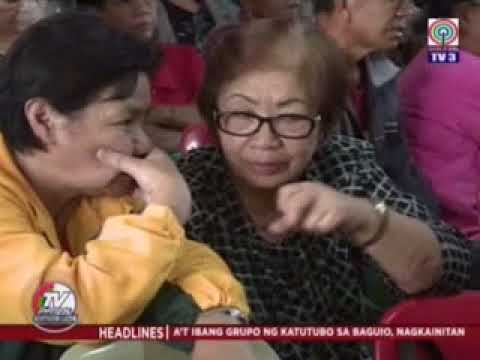 TV Patrol Northern Luzon - Oct 9, 2017