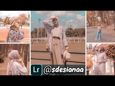 Tutorial Edit Foto ala Selebgram @Sdesianaa | Lightroom Mobile