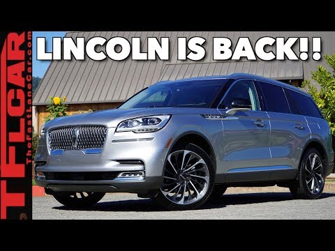The 2020 Lincoln Aviator Resets The Bar With These Amazing Features and One That Blew Us Away!