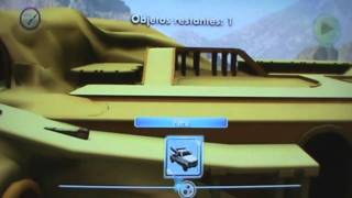 LPtG HD - EA CREATE para Wii -Gameplay review-