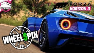 FORZA HORIZON 3 - WHEELSPIN - Im Auktionshaus - MULTIPLAYER - Let