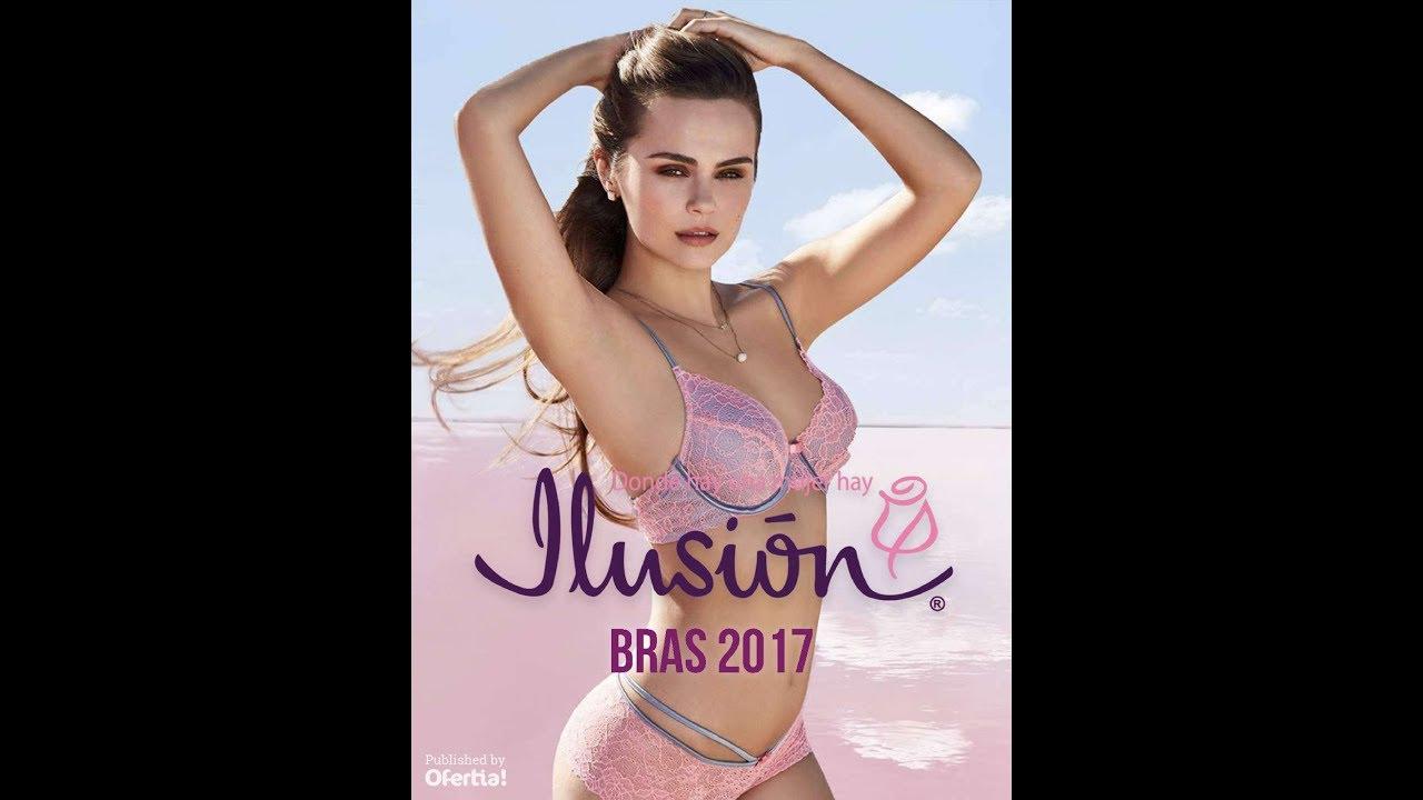 16e47a5b1 Catálogo Ilusión Bras Verano 2017 COMPLETO - YouTube