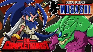 Brave Fencer Musashi | The Completionist | New Game Plus