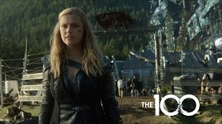 The 100 Season 2 Ending (Bellamy and Clarke) (1080p WEB DL) Thumb