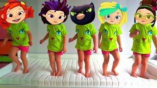 Cinco pequeño bebé   Canción de cuna y canciones infantiles   Canciones infantiles para niños