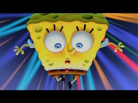 SpongeBob Travel Shooting Star