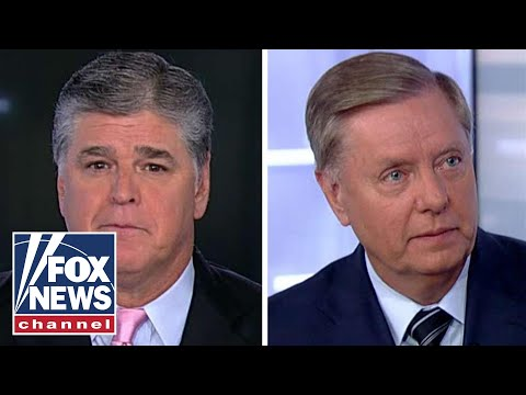 Graham recalls his fiery speech at Kavanaugh hearing