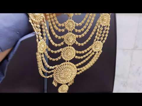 كرسي جابر الحجم الأكثر طلبا من سادة العبدالله للمجوهرات