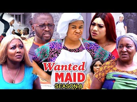 WANTED MAID SEASON 8 (Trending  New Movie Full HD)Uju Okoli 2021 Latest Nigerian New Nollywood Movie