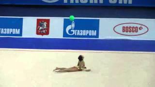 Асымова Алия, мяч, Казахстан,Assymova Aliya