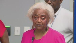 WEB EXTRA: Broward Supervisor of Election Brenda Snipes Addresses Media
