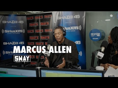 Marcus Allen Interview on Sway in the Morning