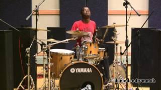 Mnatebawen - Khuli Chana Feat. KayGizm & Fifi Cooper (Drum Cover)