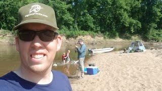 🔴Live Backcountry Camping & Fishing