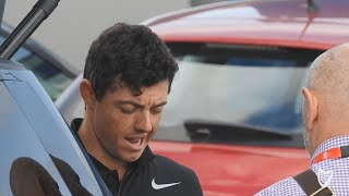 VIDEO: Rory McIlory shares story about his dad's friendship with Pep Guardiola