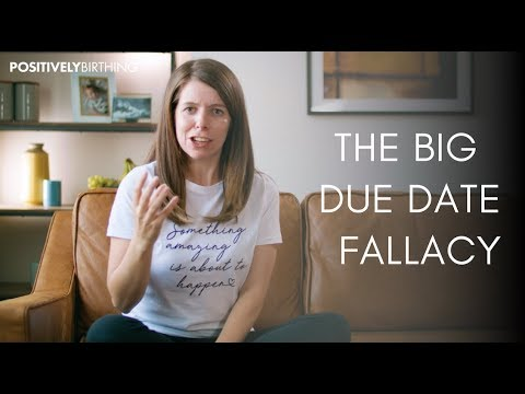 When will your baby be born? | The Due Date FALLACY!