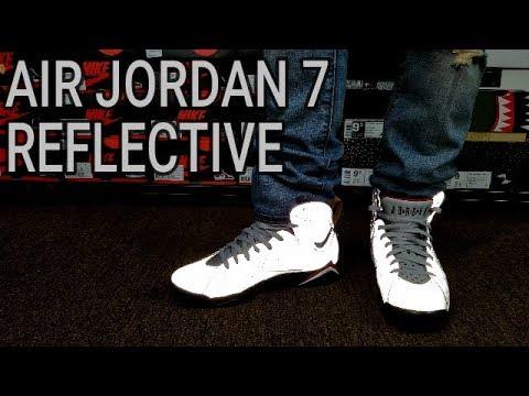 air jordan 7 retro reflection of a champion