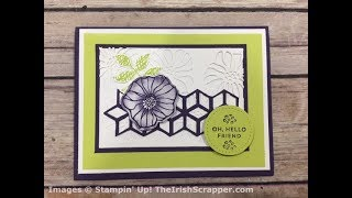 Stampin' Up! Oh So Eclectic | Episode 184