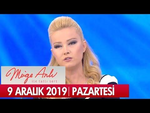 Müge Anlı ile Tatlı Sert 9 Aralık  2019  - Tek Parça