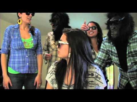 Lazy Song Bloopers- Bruno Mars Tanya Mackenna