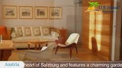 Hotel & Villa Auersperg - Salzburg Hotels, Austria