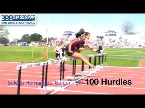 2016 Moffat County High School Track & Field Highlights - GO