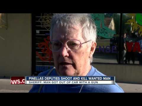 Man killed in deputy-involved shooting in Largo