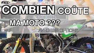 PXEE TV   VLOG #14 : COMBIEN COÛTE MA MOTO