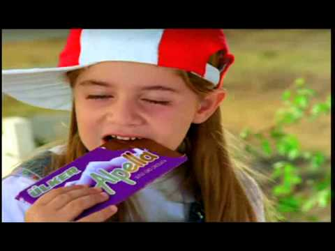 Alpella Çikolata - Ayşecik Çiftlikte