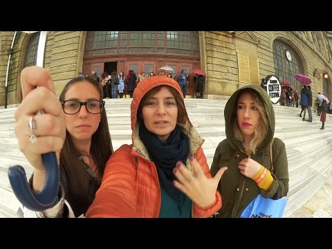 İstanbul Kahve Festivali - Keyifli Kadınlar