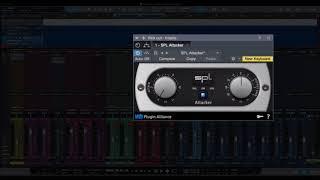 Studio Magic Minute: SPL Attacker