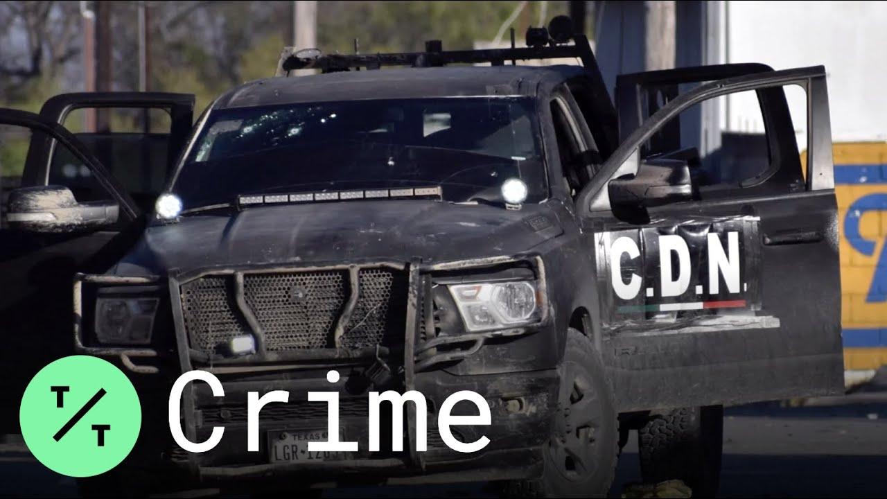 At Least 14 Killed in Coahuila, Mexico Gun Battle Near Texas Border