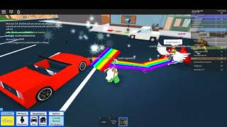 trolling someone in roblox heh