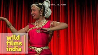 A fusion of Swing and Indian Classical Dance
