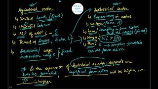 LEWIS MODEL IN DEVELOPMENT ECONOMICS ECONOMICS MAJOR/HONOURS, ISI DSE JNU