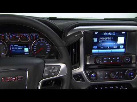 Personal Technology   All-New GMC Pickup Truck   2014 Sierra 1500