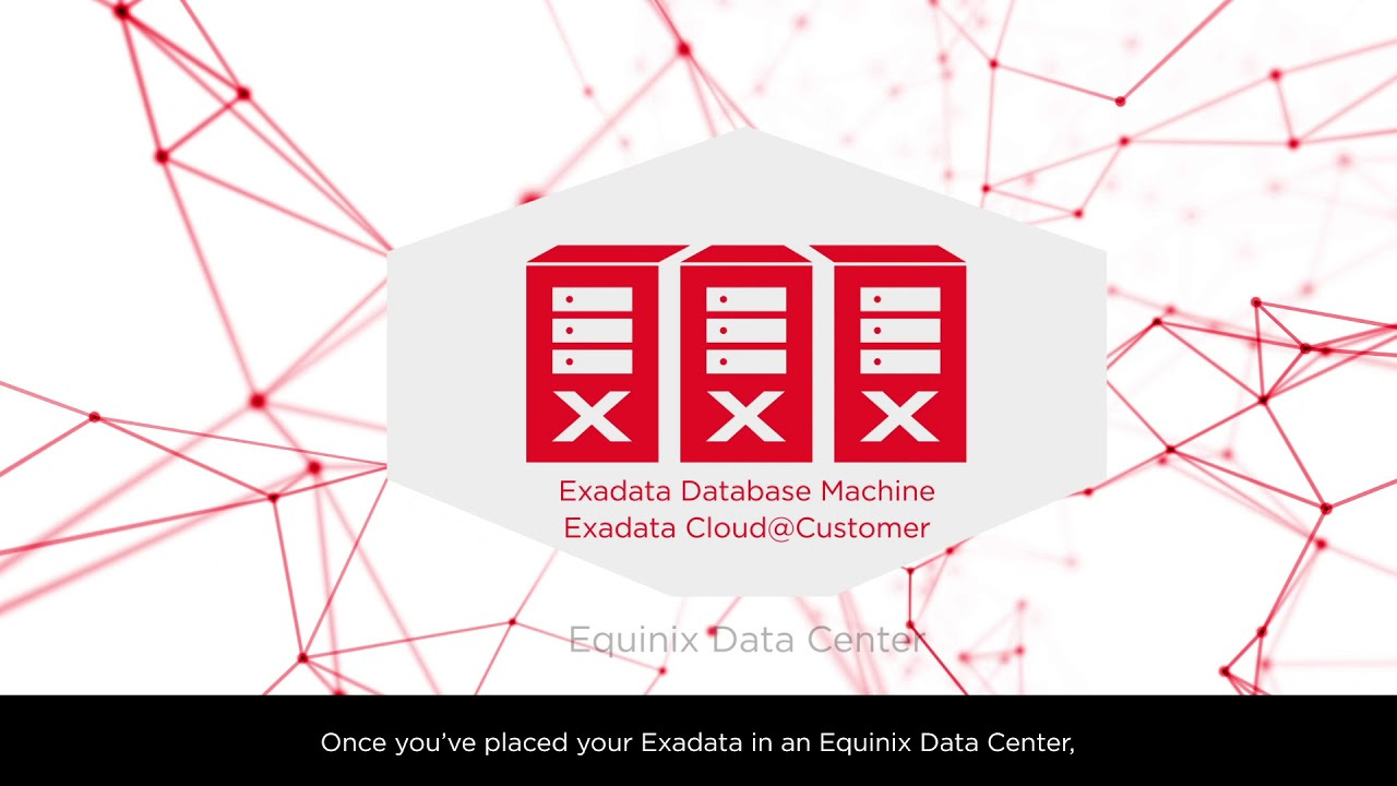 Oracle and Equinix: This ideal joint solution for your hybrid cloud strategy