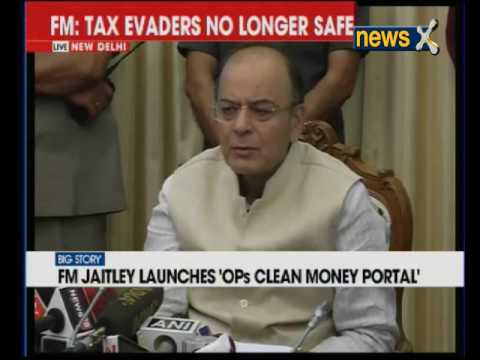 Clean India Push: Finance Minister Arun Jaitley launches 'Clean India' website