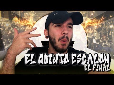 REACCIONANDO A EL QUINTO ESCALÓN ( ft. ESTRIMO, BLON, FJ, MC MEN...)