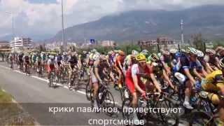 """Тур президента Турции"" по велоспорту"