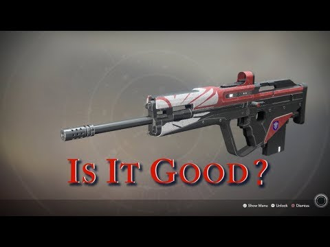 Destiny 2: Does Not Compute - Scout Rifle (Is It Good?)#3 - PVP Gameplay & Review
