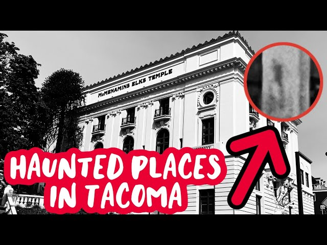 Scary Haunted Hotels in America: Inside McMenamins Elks Temple Located in Tacoma, Wa