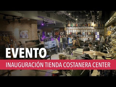 Ya inauguramos Audiomusica Costanera Center!