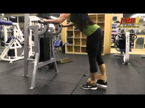 """The Glute Series: Top 10 Exercises #8 """"Cable Kick Back"""""""